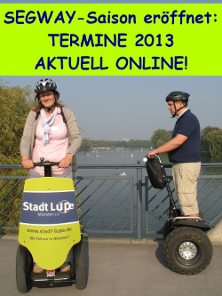 Segway Fun-Sightseeing-Tour